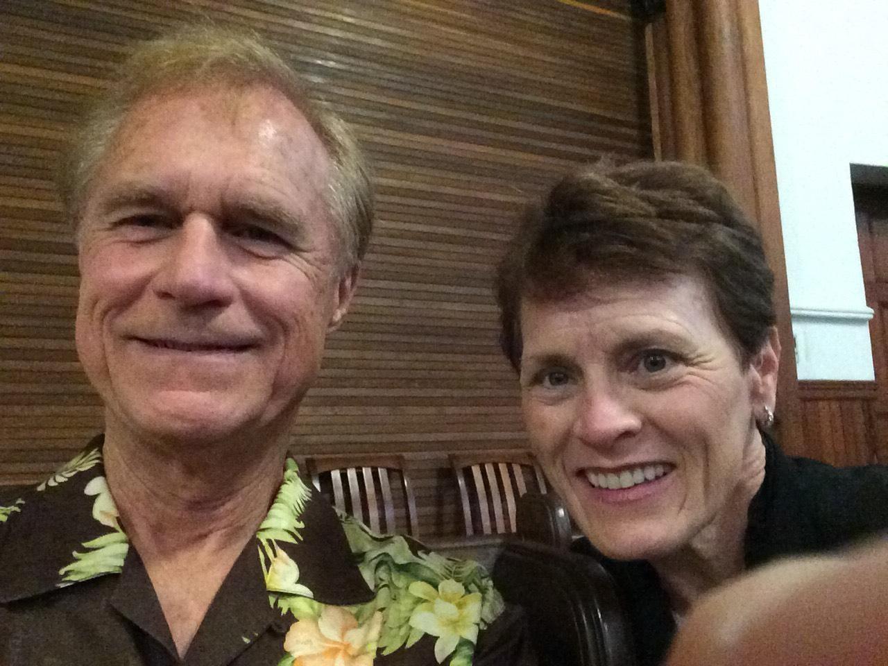 Lowell &Judy G.