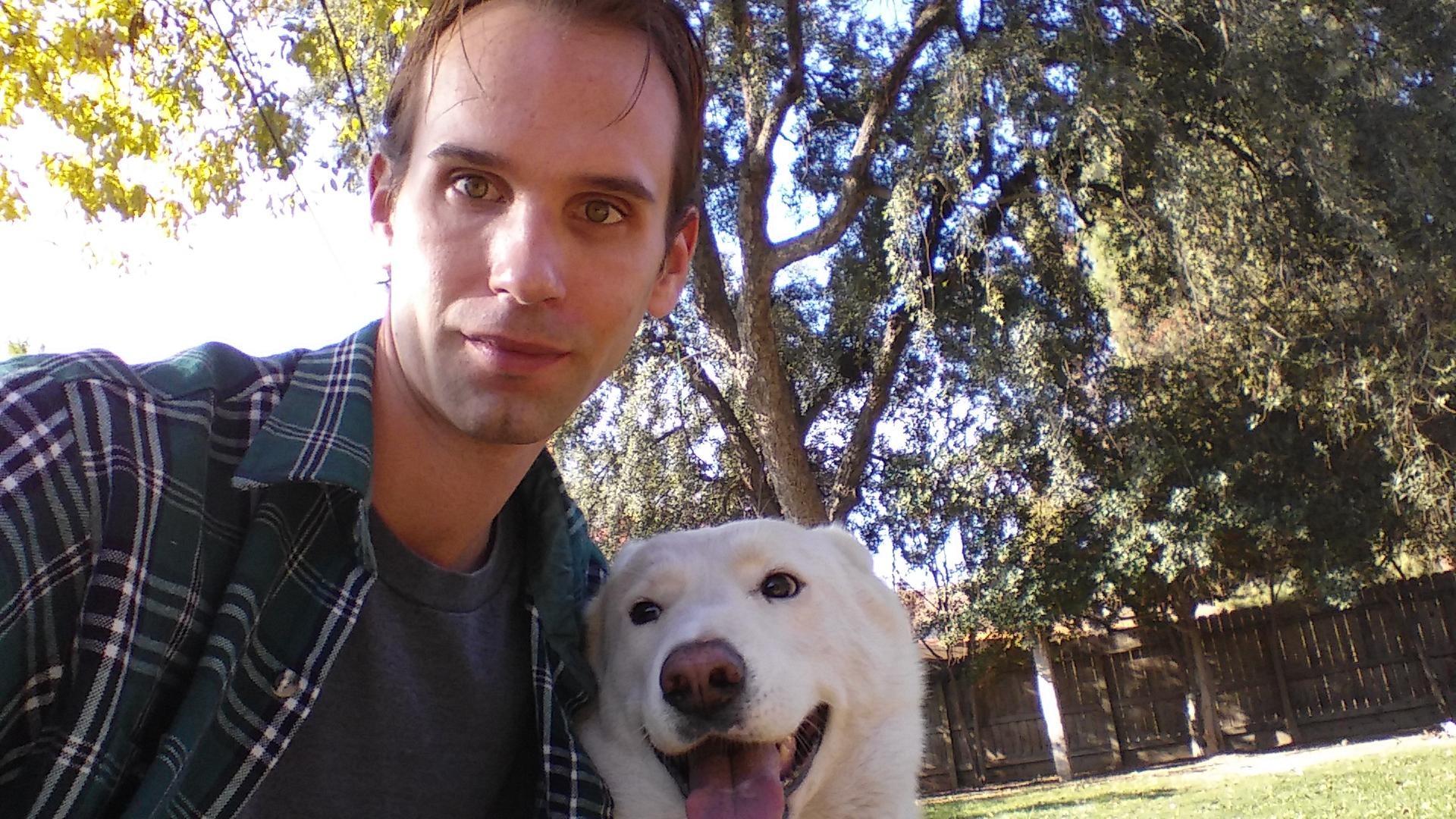 dog walker Steven
