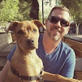 Tim and Boomer! dog boarding & pet sitting