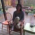 Liz on fall Creek dog boarding & pet sitting