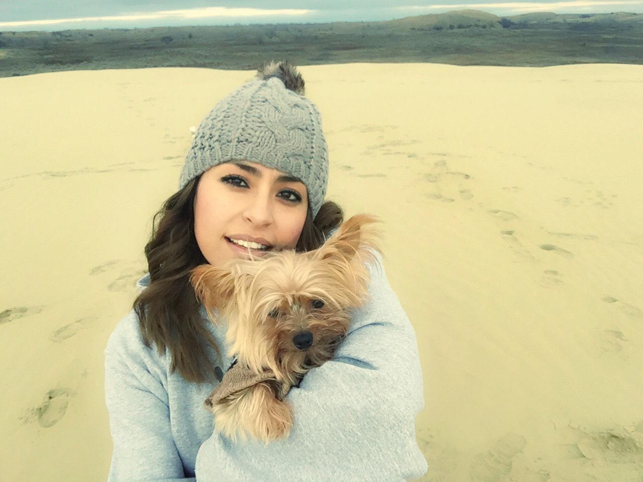 Gabriela's dog boarding