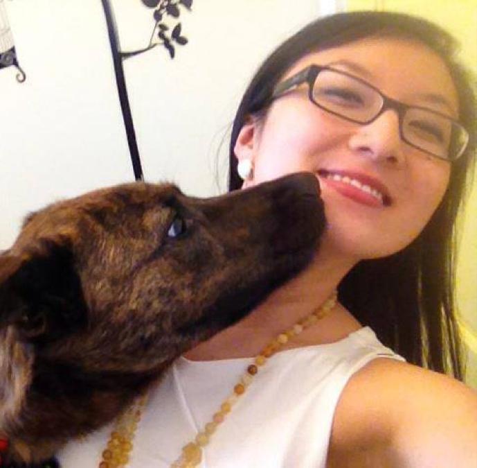 dog walker Mona