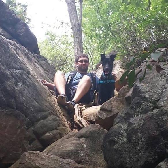 dog walker Casey
