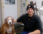Josh and Monica in Northeast dog boarding & pet sitting