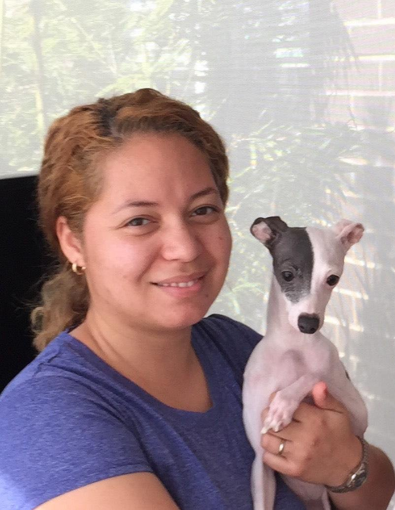 pet sitter Zully
