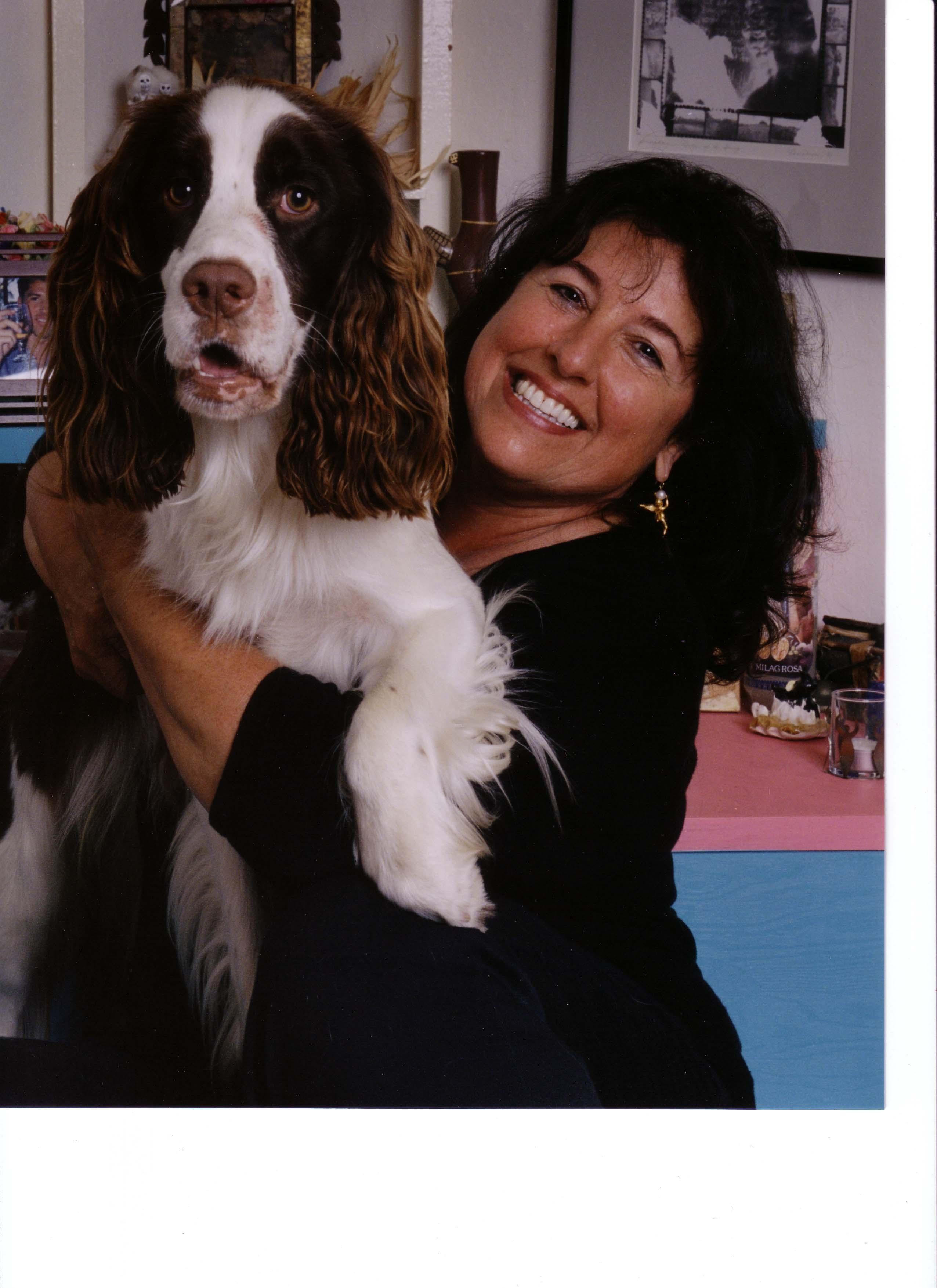 dog walker Cathleen