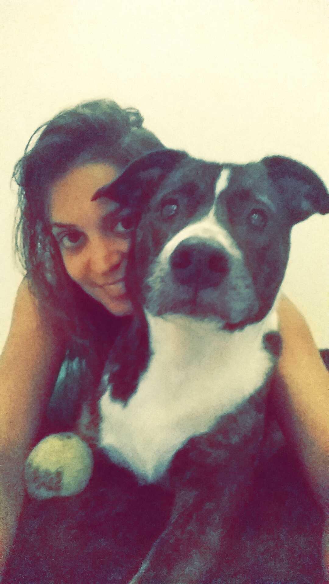 dog walker Juliane