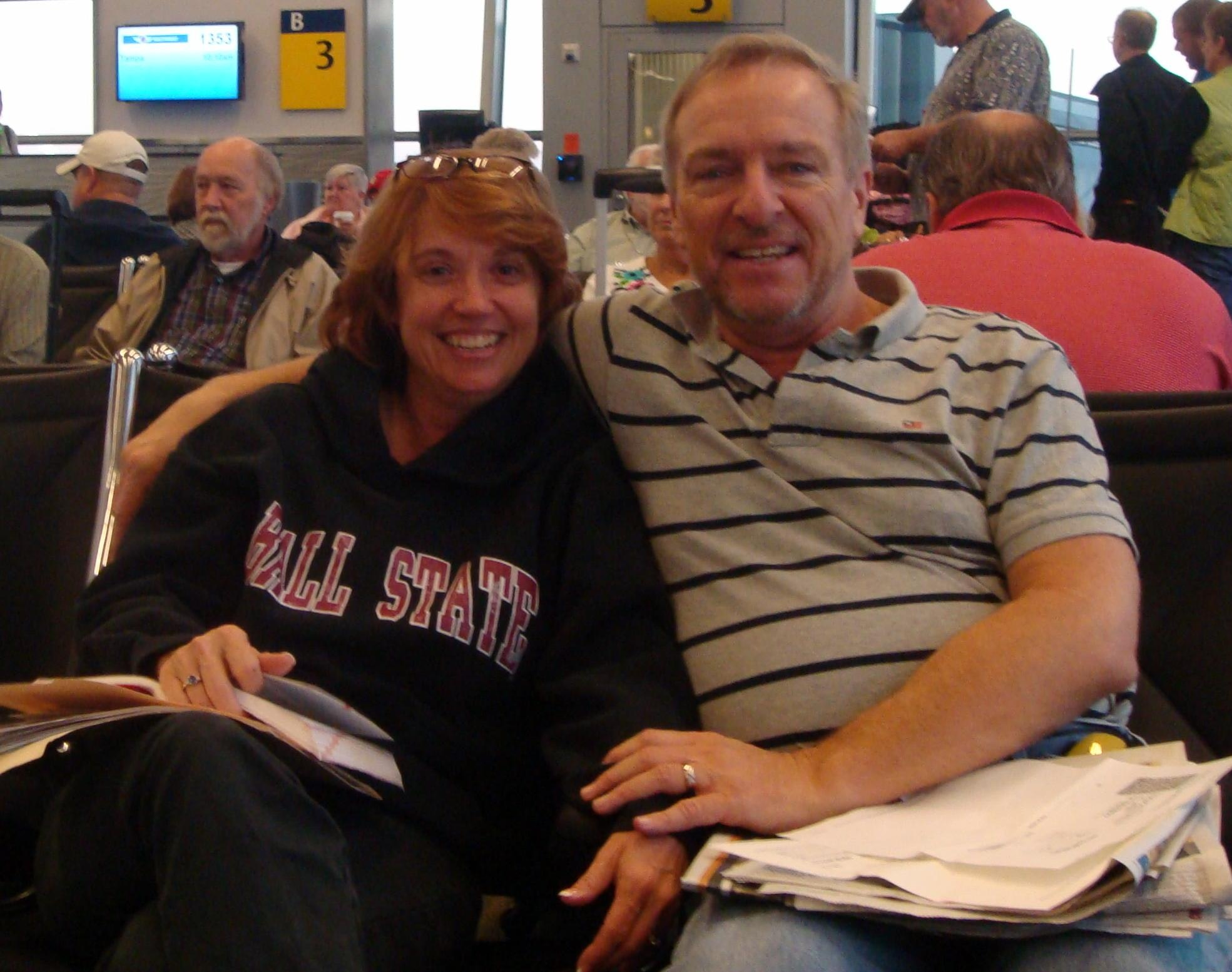 Ed and Kathy C.