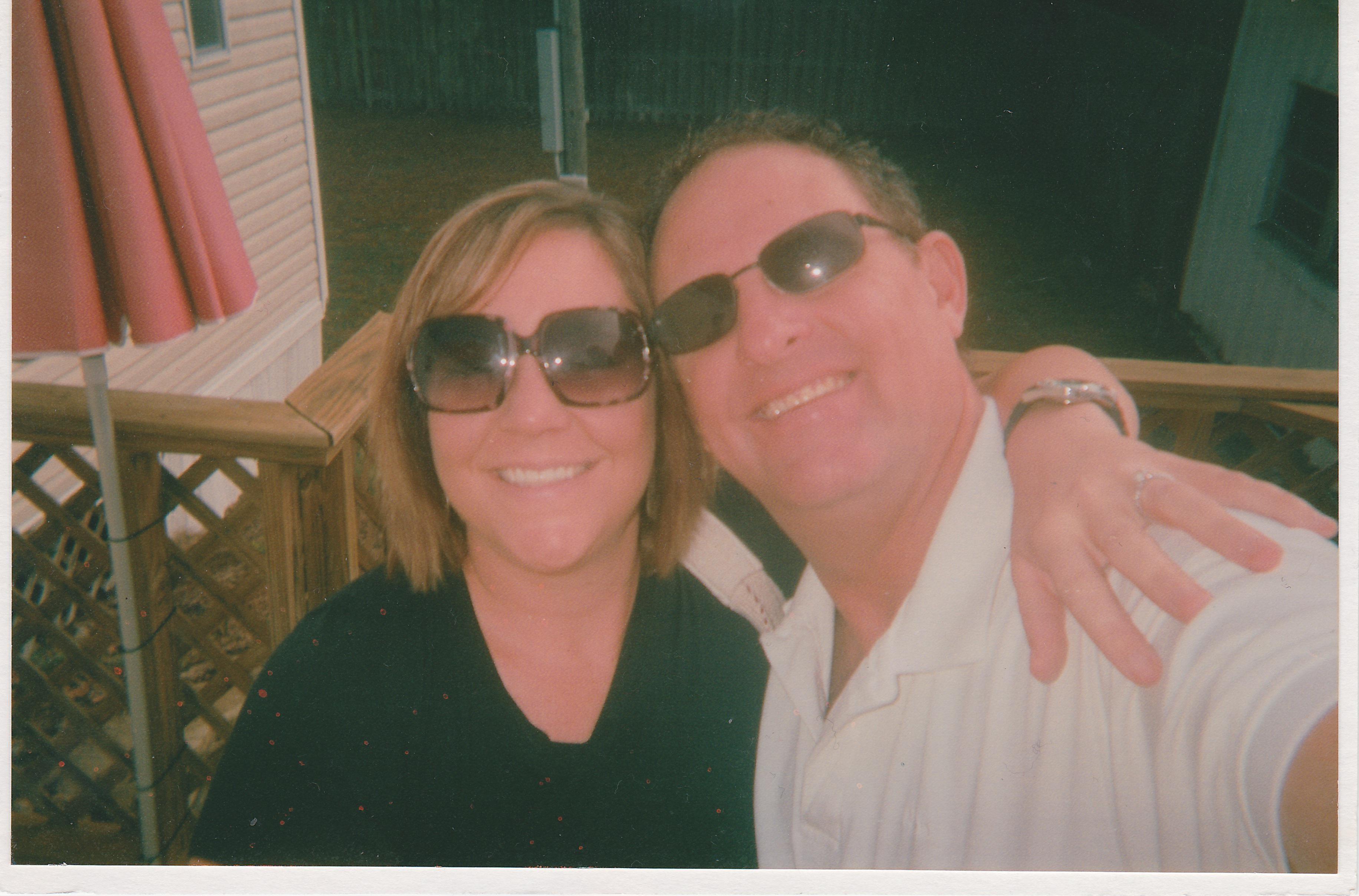 Bruce and Lyndsay H.