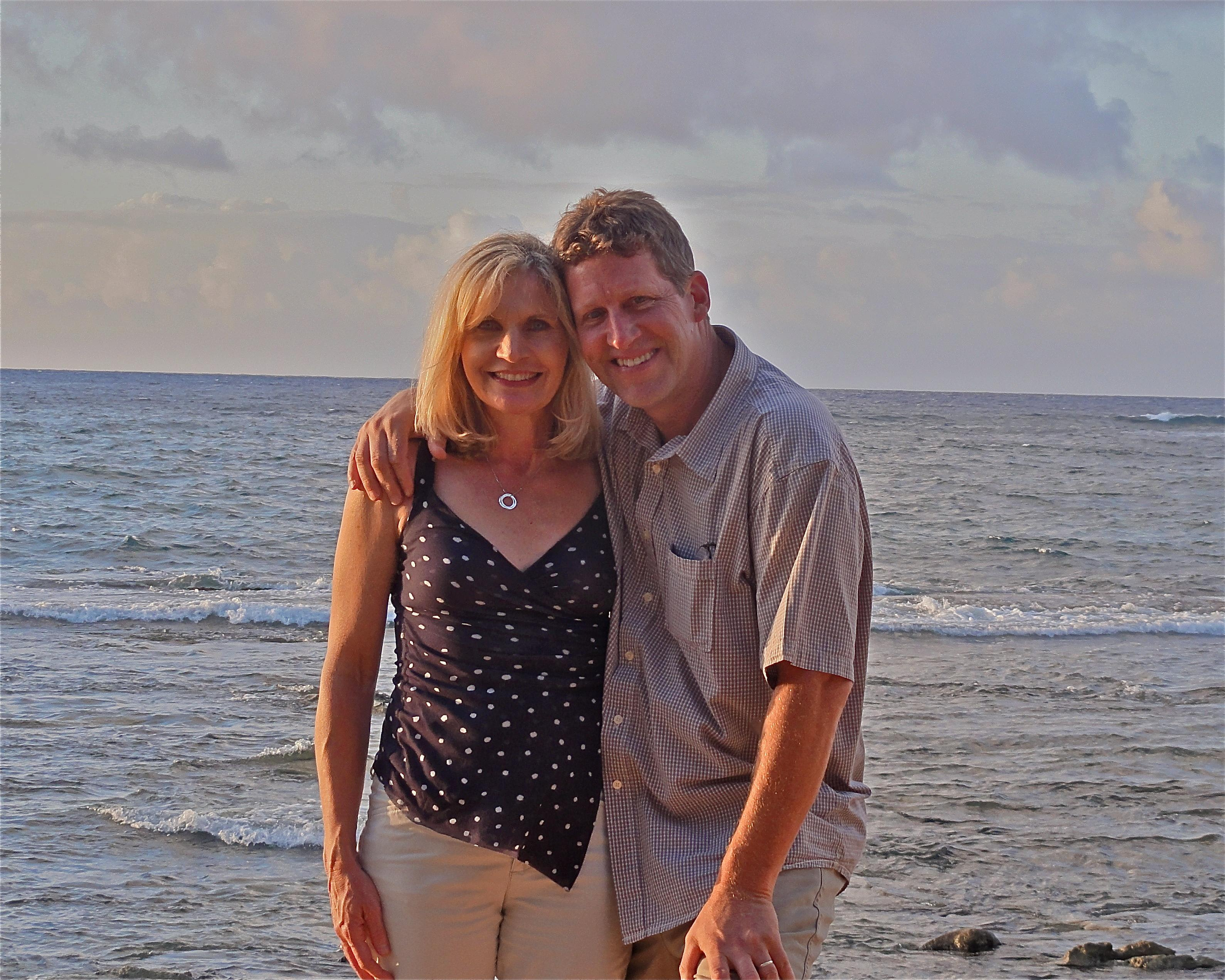 Linda and Brandt E.