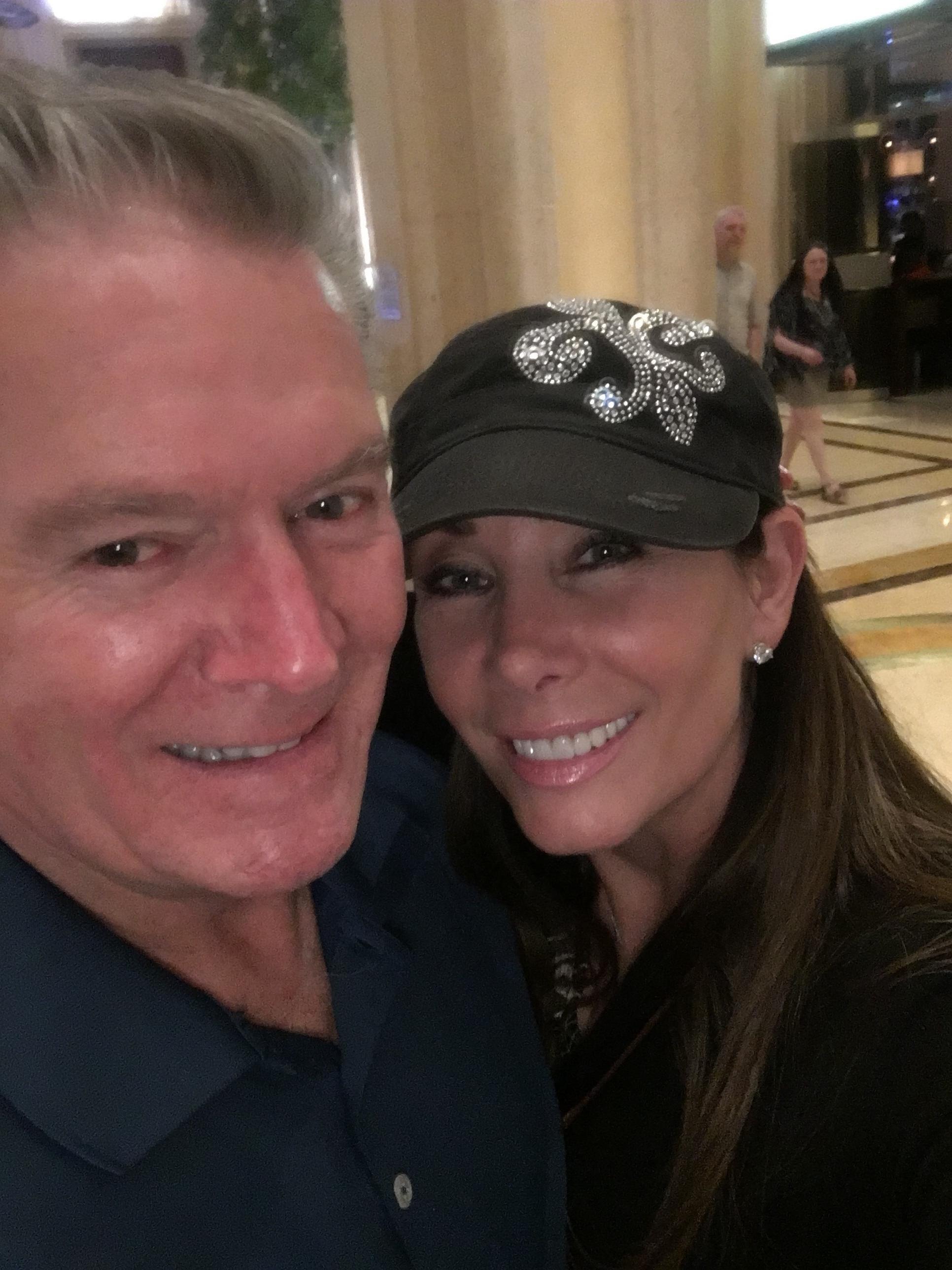 Lisa & John in Oaklawn M.
