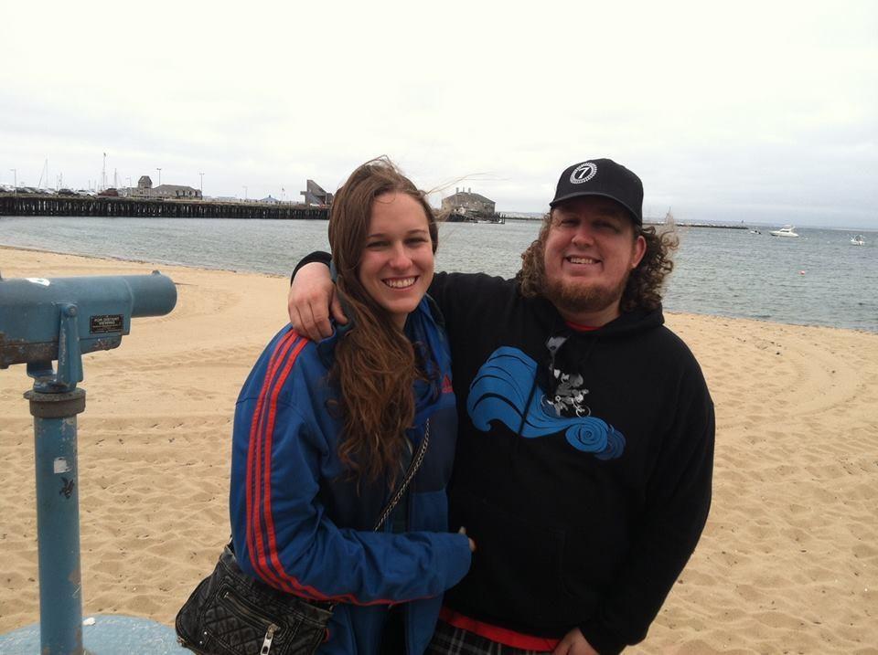 Sarah and John T.