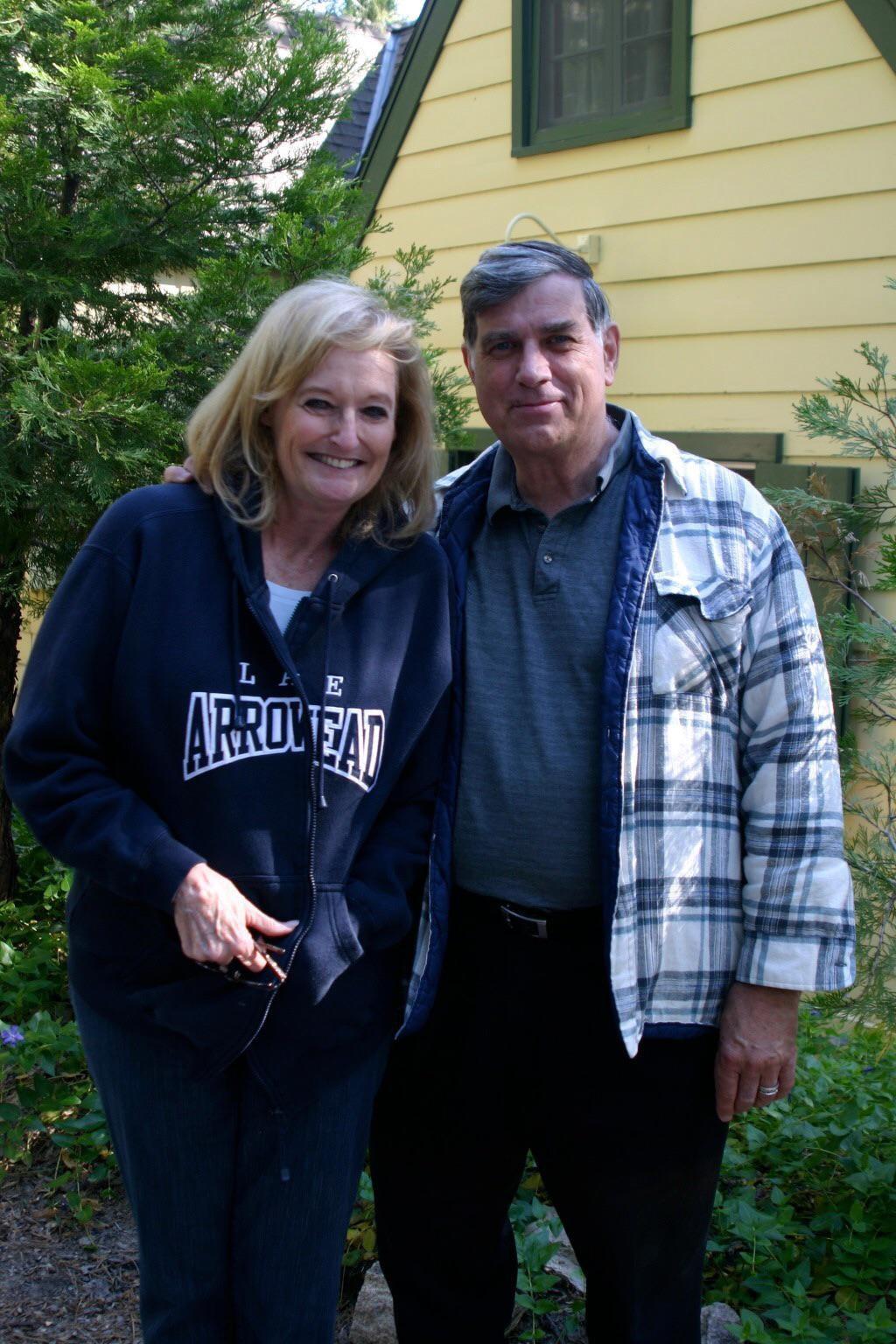Ann and Dave W.