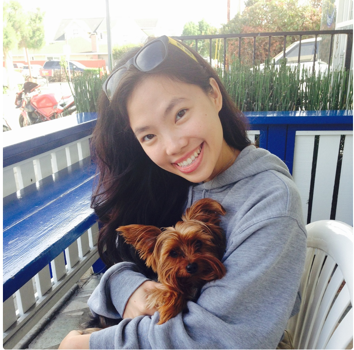 Hanh's dog boarding