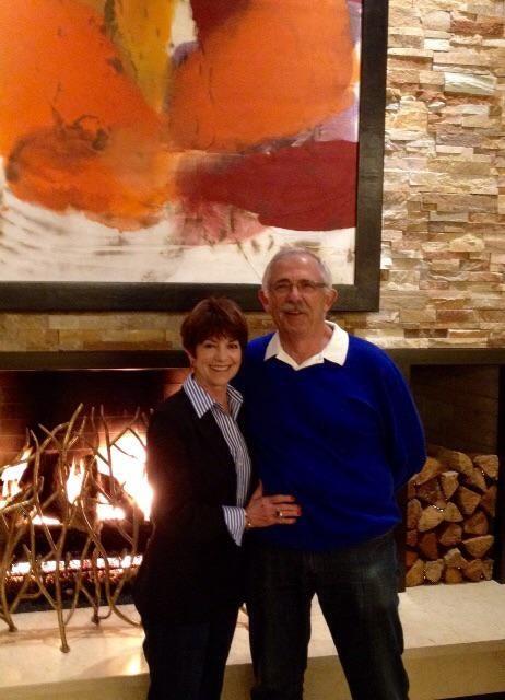 Suzanne and Dan S.