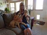 Two Good Dogs Pet Care dog boarding & pet sitting