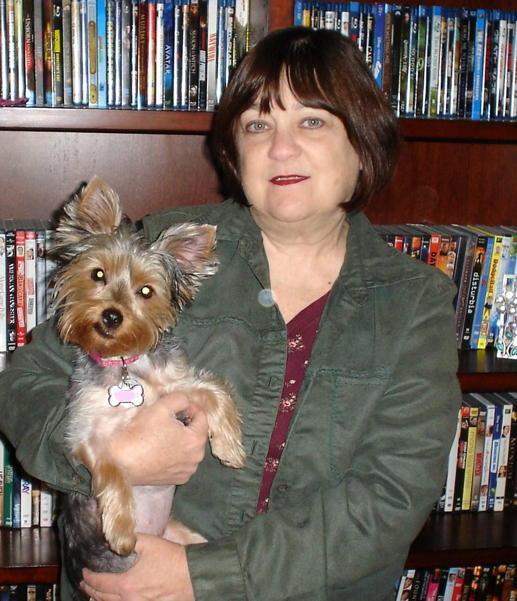 dog walker Anita
