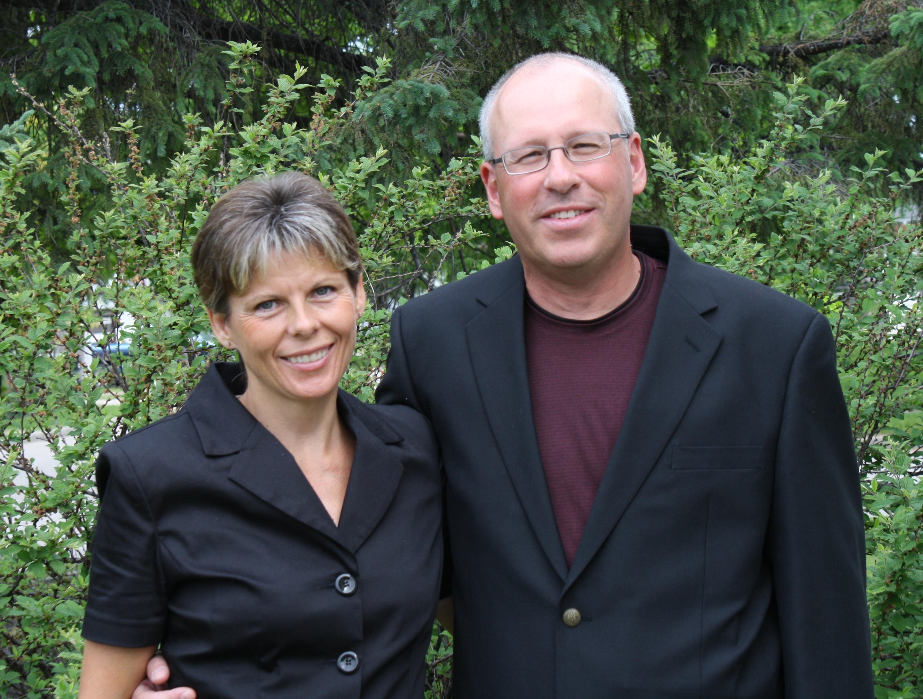 Pam & Steve P.