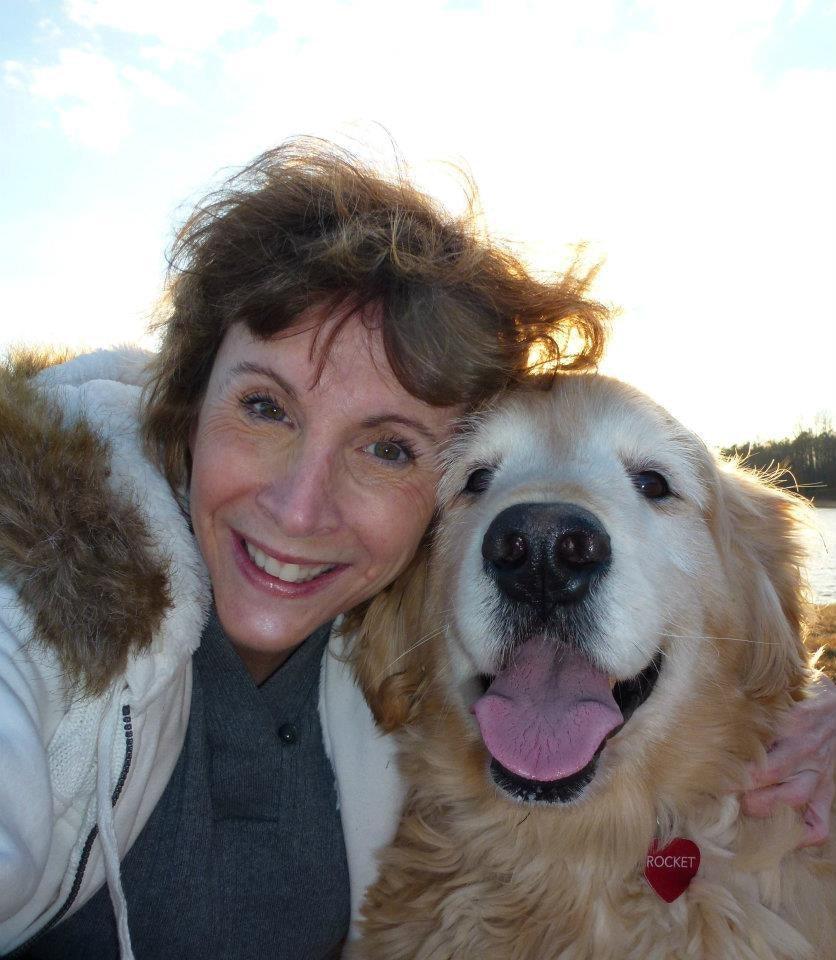 dog walker Cyndi