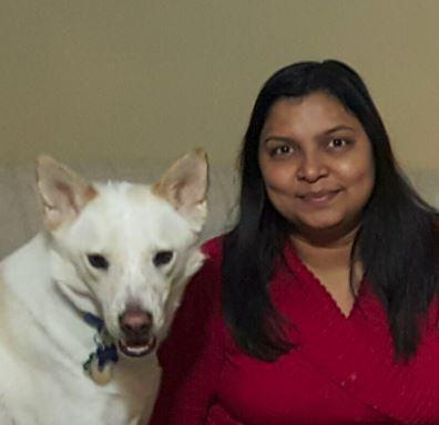 Shivali's dog boarding