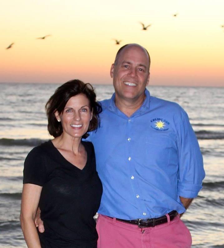 Diane & Adam S.
