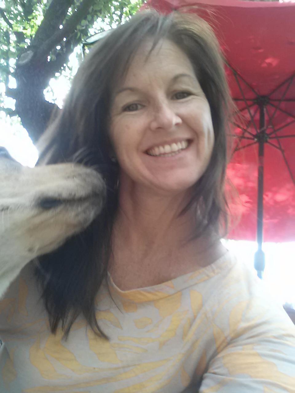 dog walker Tracey Phillips