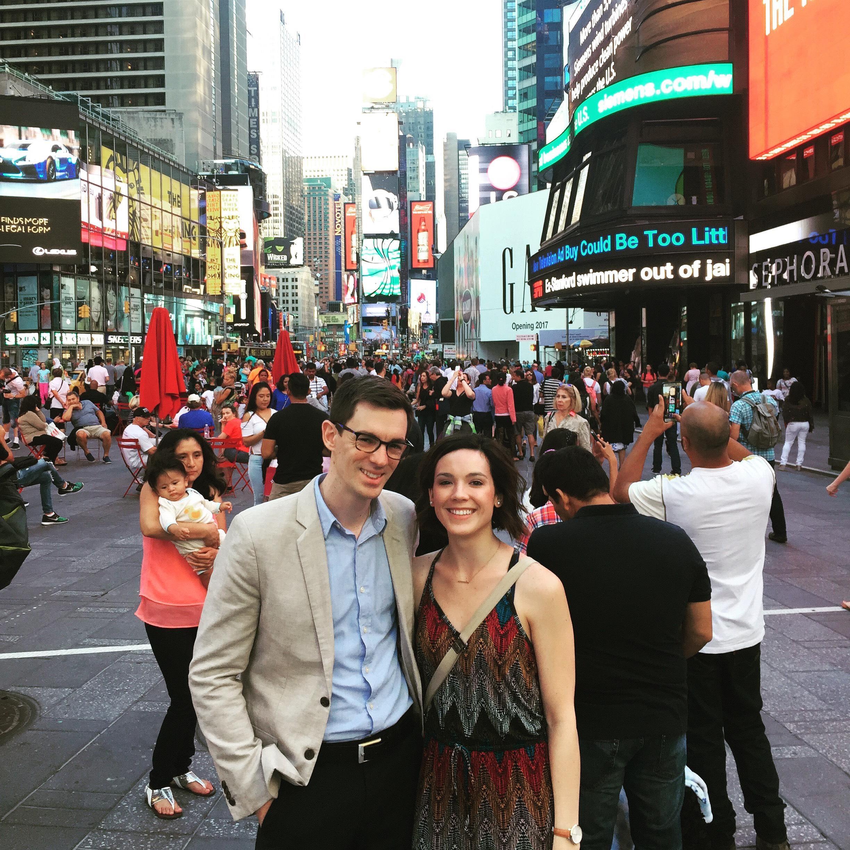 Leslie & Joel A.