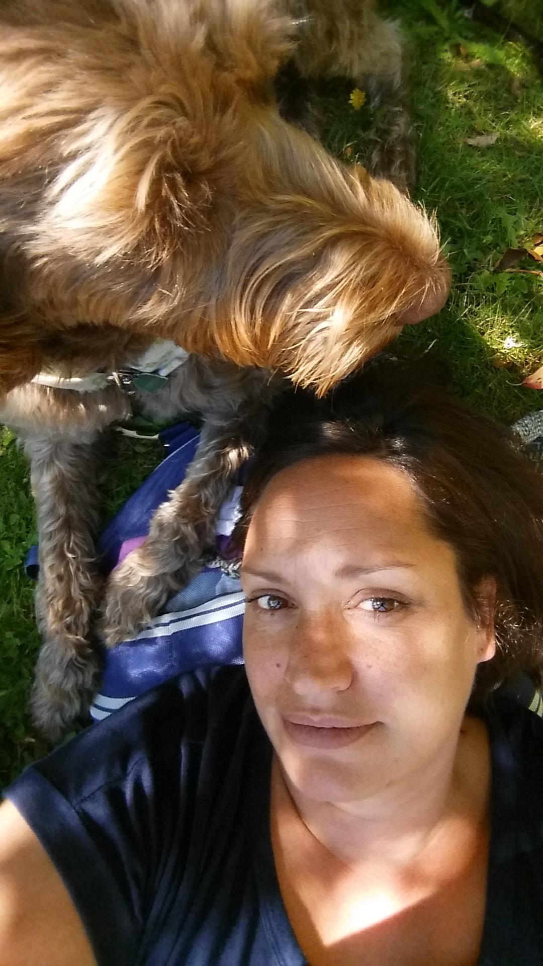 Nadine's dog boarding