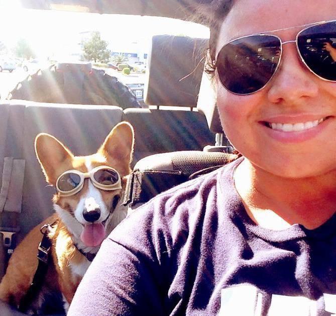 dog walker Shanda