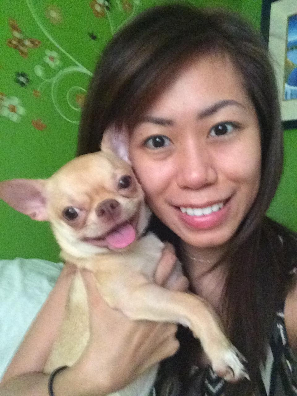 pet sitter Angeline