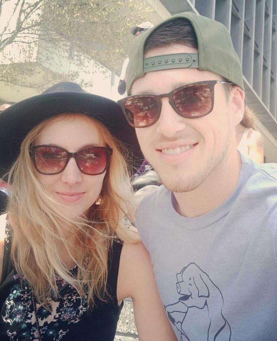 Patrick & Renée H.