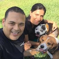 Carlos & Claudia's dog boarding