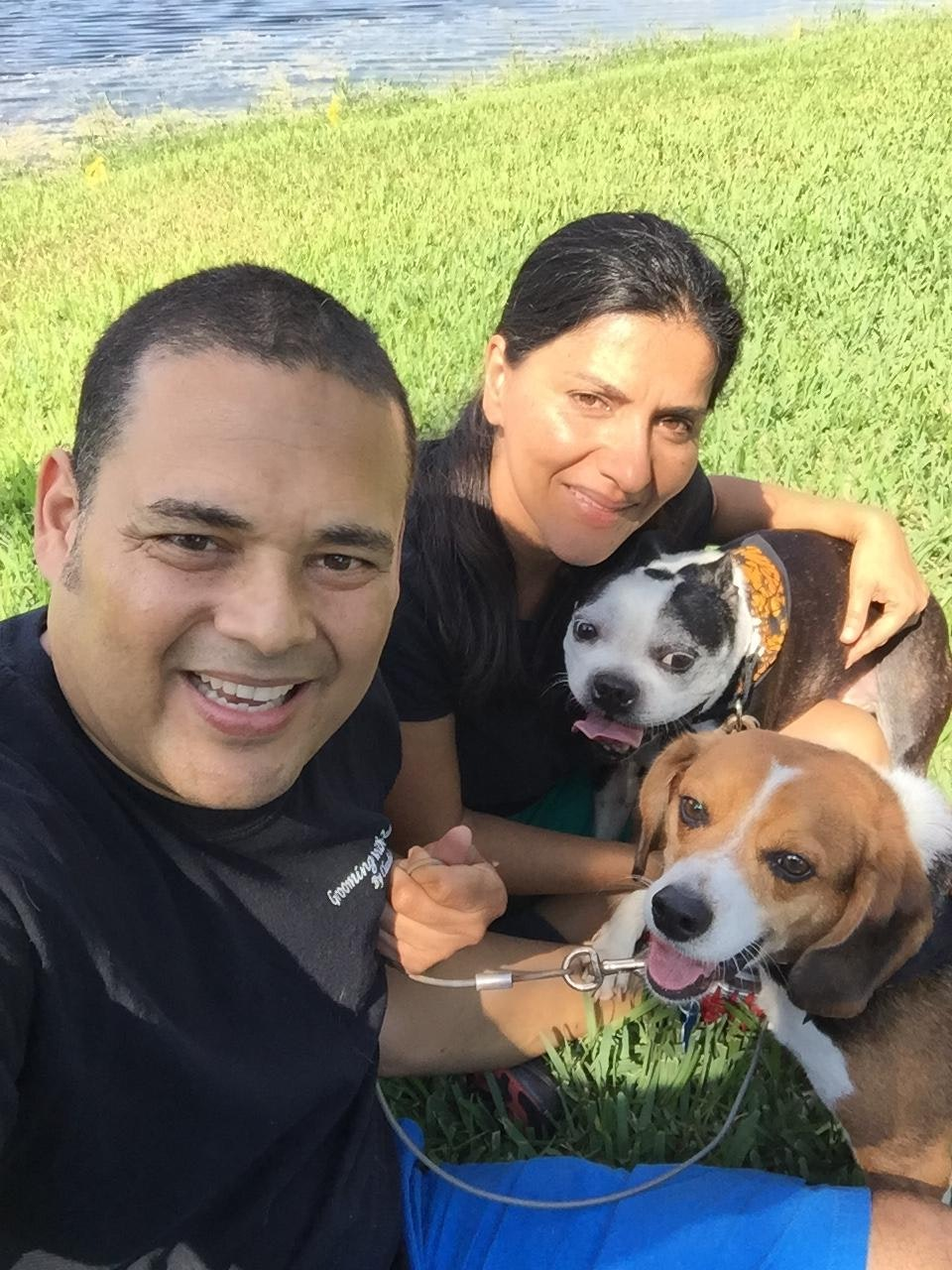 Carlos & Claudia's dog day care
