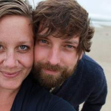 Ethan and Stephanie W.