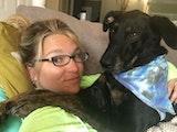 Blair loves dogs! dog boarding & pet sitting
