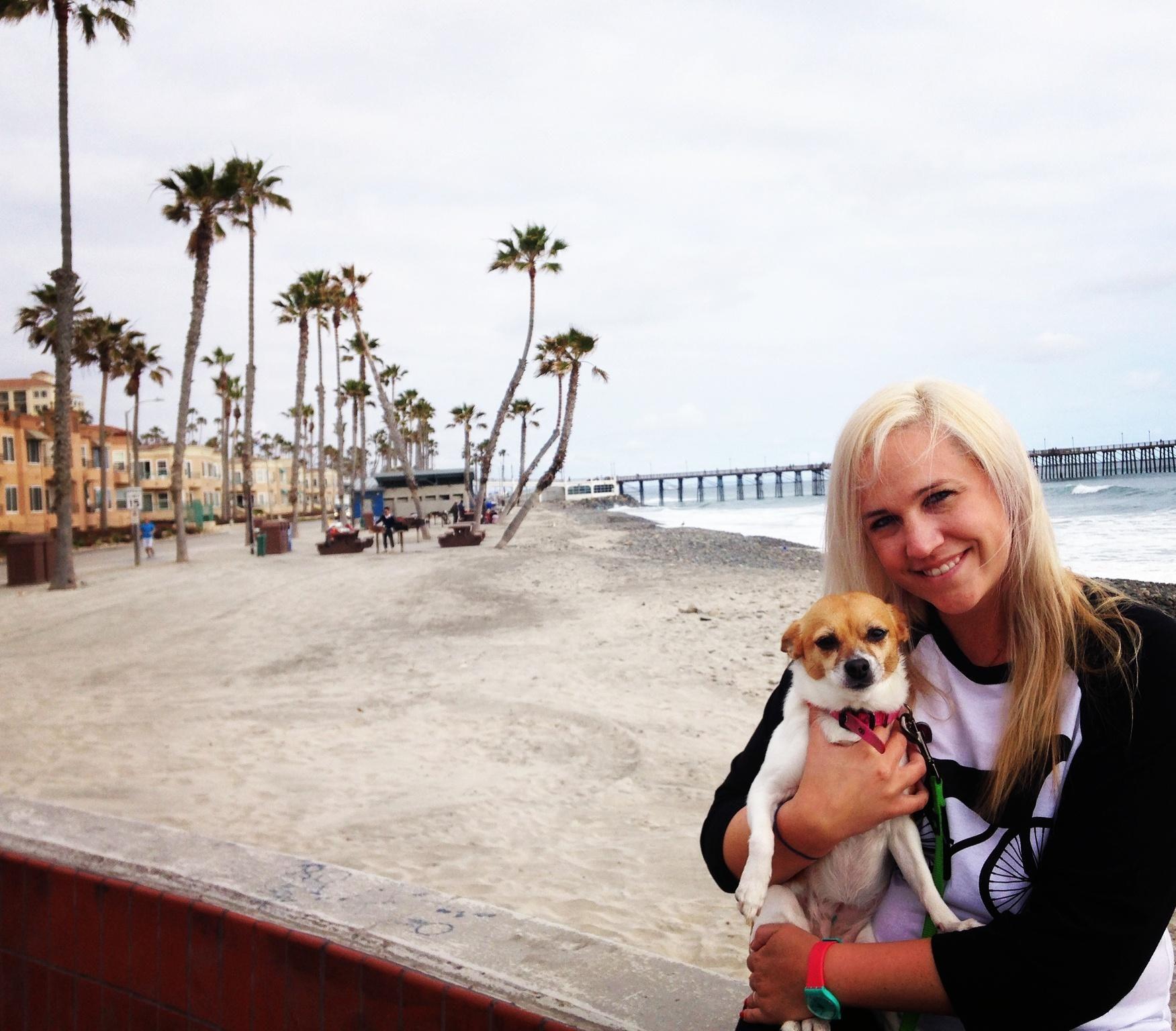 Mary Beth's dog boarding