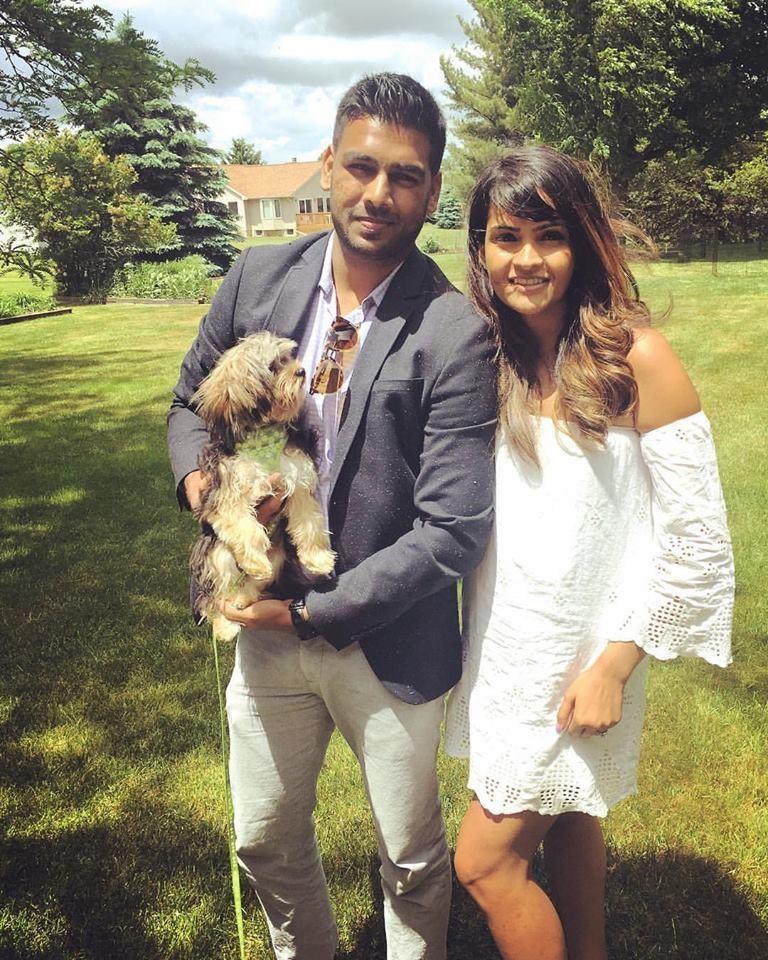 Tia and Anshul P.