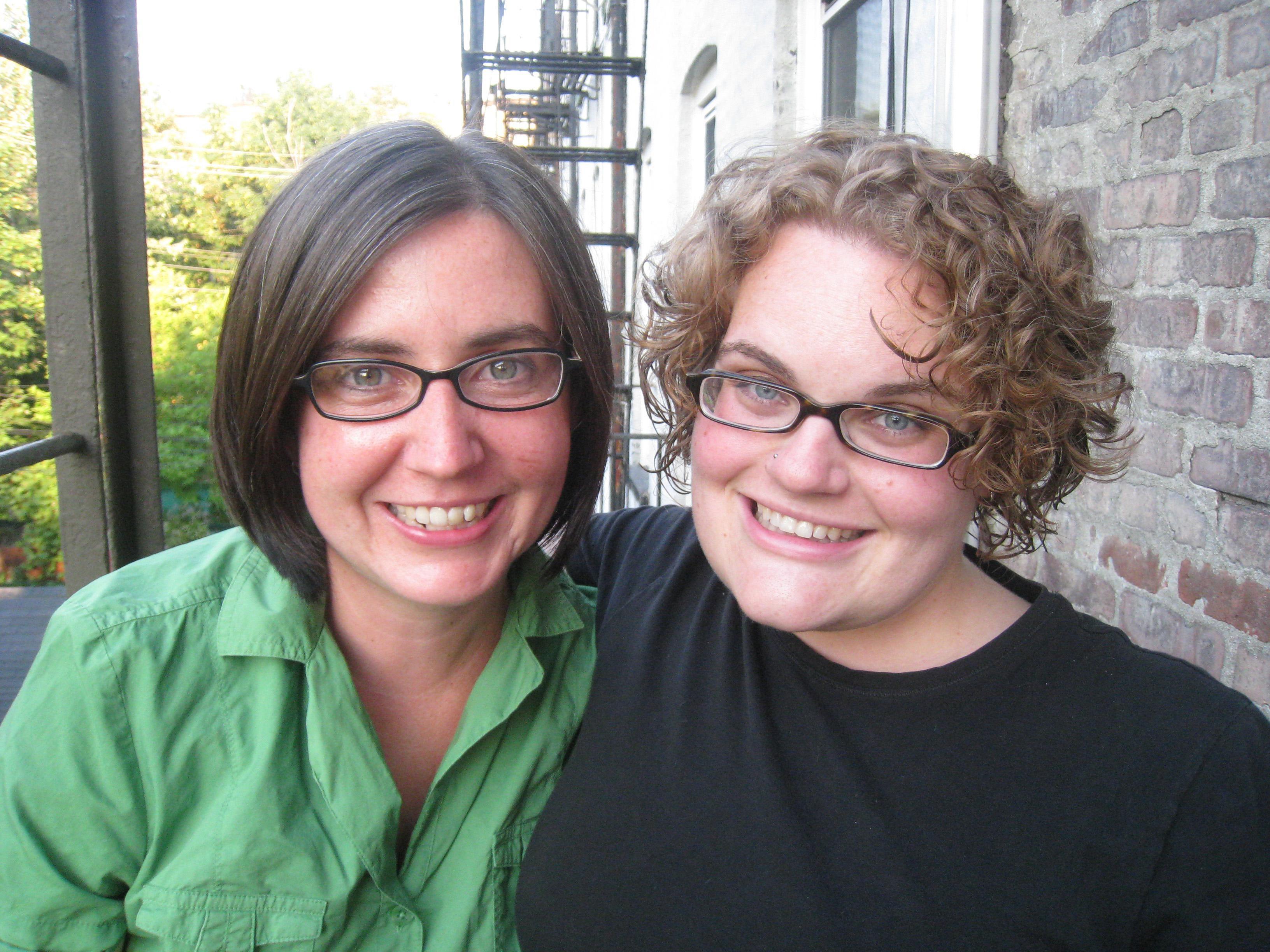 Coleen & Beth J.
