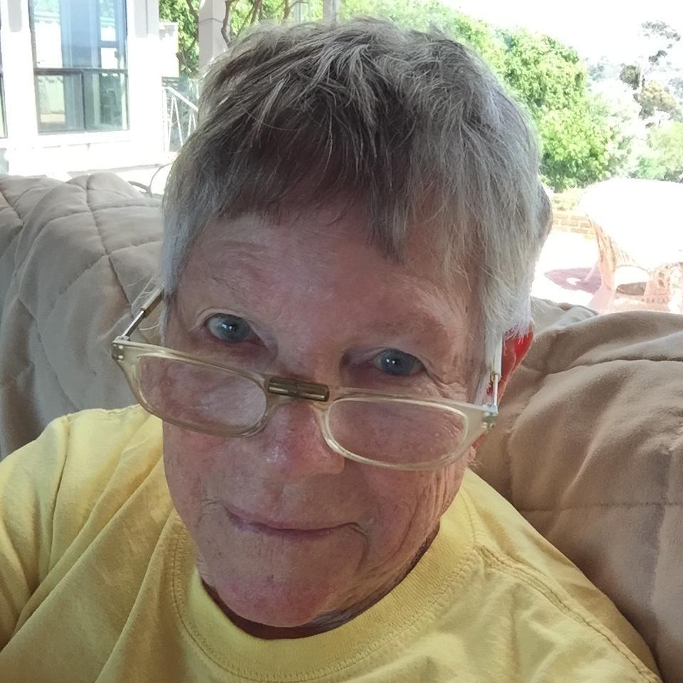 house sitter Joan